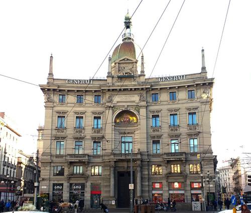 Edificio de la Assicurazioni Generali