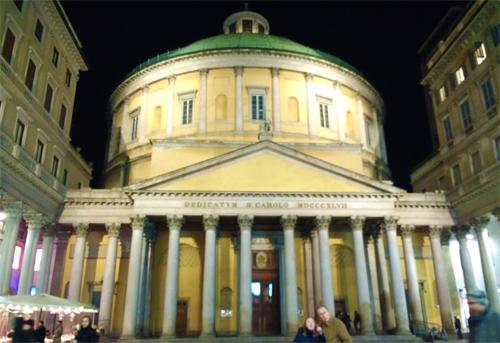 Basílica de San Carlo